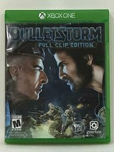 Bulletstorm: Full Clip Edition (Microsoft Xbox One, 2017) - $13.75