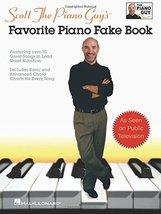 Scott The Piano Guy's Favorite Piano Fake Book [Paperback] Houston, Scott - $15.68