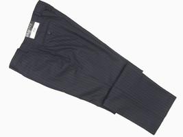 NEW! Lauren by Ralph Lauren Dress Pants!  Slim Fit  Flat Front  *Navy Pinstripe* - $69.99