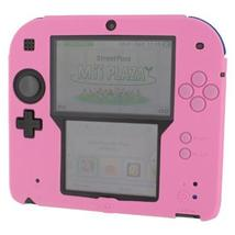 ZedLabz soft silicone gel protective cover rubber bumper case for Nintendo 2DS - - $5.79