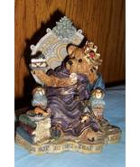 """Prince Hamalot"" Boyds Bear - Bearstone Collection - $19.75"
