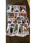 2018 BALTIMORE ORIOLES TEAM ISSUE 30 Card Set Davis Machado Schoop Jones - $60.34