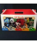 Friendlies Beijing China 2008 Olympics Mascots Plushies Stuffed Animals ... - $40.00