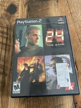 24: The Game - PS2 - Video Game Playstation - $6.92
