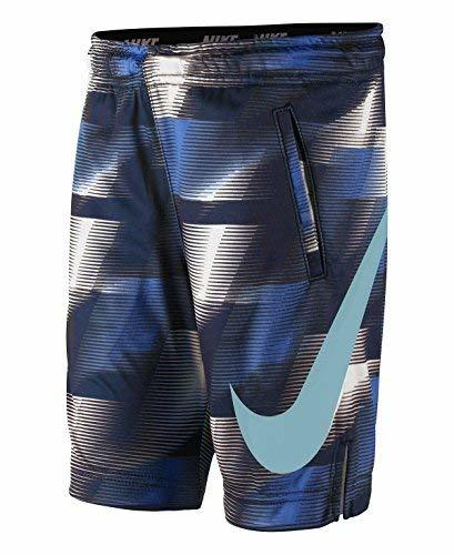 Nike Toddler Boy's Dri-Fit Printed Shorts, Binary Blue (2T)