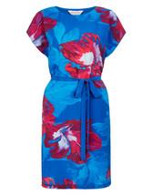 MONSOON Pippa Silk Front Printed Dress BNWT image 2