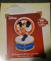 Hallmark Keepsake Ornament Disney 50 years of music fun - $19.30