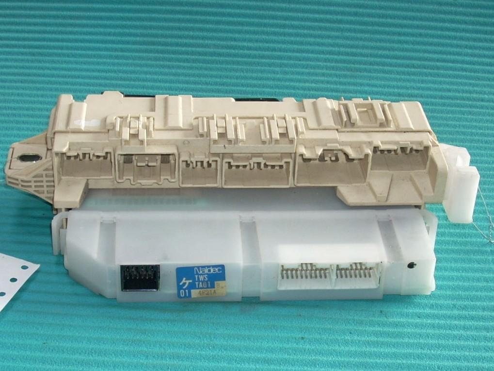1995 mazda millenia 2 5l cabin dash fuse box bcm body control module oem