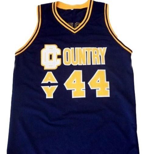 Webber  44 country day basketball jersey navy blue 1