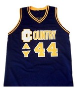 Chris Webber Country Day Basketball Jersey Sewn Navy Blue Any Size - $34.99