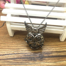 WHISP OF HEART AROMA DIFFUSER LOCKET NECKLACE >> COMBINED SHIPPING  - $4.70