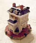 Americana Collection Old West Town Liberty Falls Daily News Office & Pla... - $9.85
