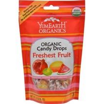 Yummy Earth Organic Candy Drops Freshest Fruit ... - $17.34