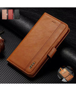 Removable Car Holder Leather Wallet Cover For iPhone 11 Pro XS Max 5S 6 ... - $63.27