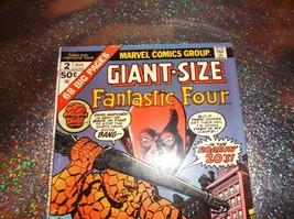 GIANT-SIZE FANTASTIC FOUR # 2 * 1974 * FF Time Travel, Meet G. Washingto... - $2.50