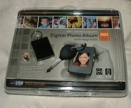 Digital Photo Album Keychain Rechargeable Brand New - $20.00