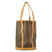 LOUIS VUITTON Monogram Bucket GM Shoulder Bag M42236 LV Auth 10711 *No S... - $260.00