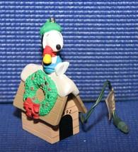 1992 Hallmark Magic Lights Snoopy & Woodstock Peanuts Christmas Ornament - $13.19