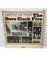 "The Dave Clark Five American Tour LP 12"" Vinyl Record Album Mono Epic LN... - $18.00"