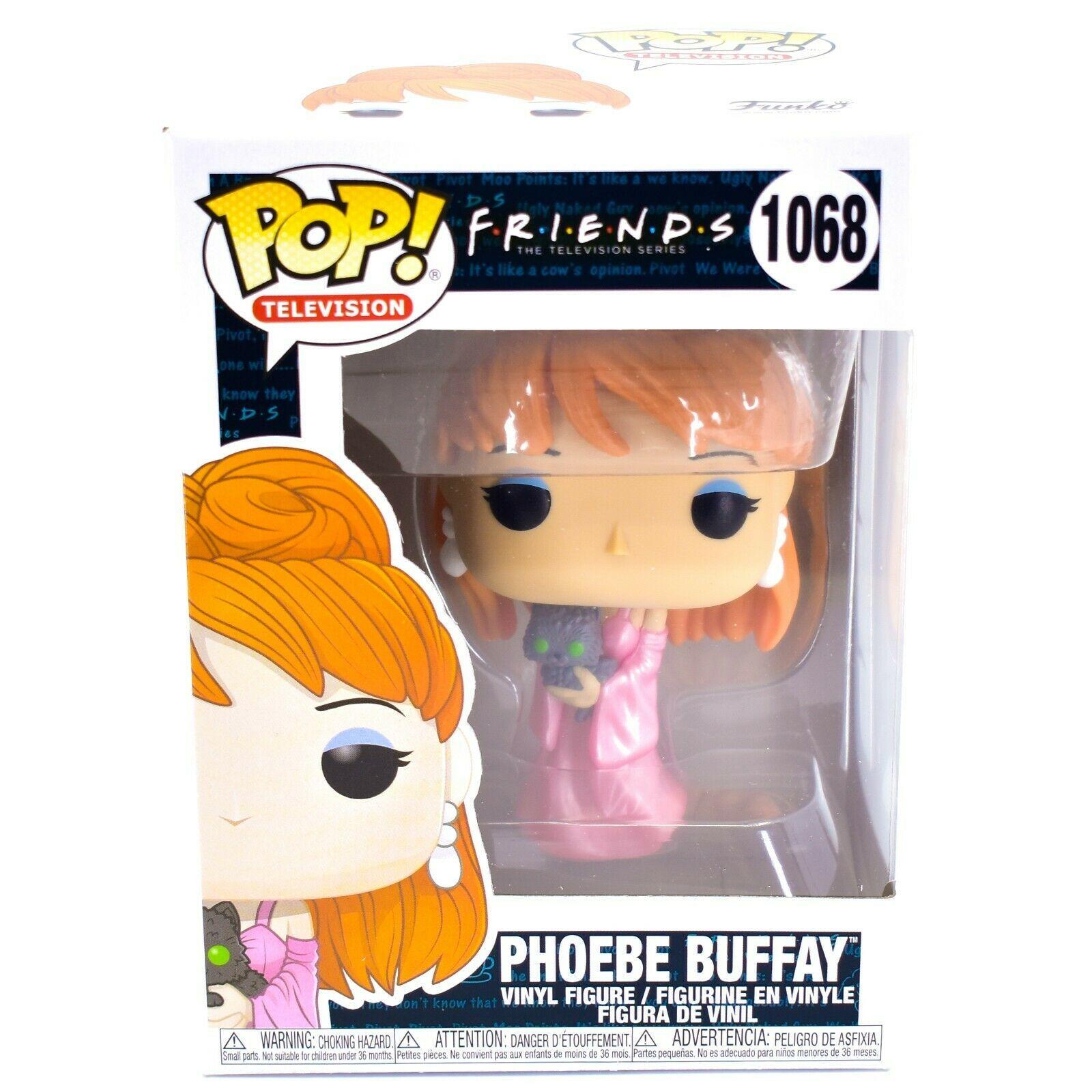Funko Pop! Friends Smelly Cat Music Video Phoebe Buffay #1068 Vinyl Figure