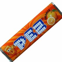 PEZ Candy Refills - Orange Flavor - 2 Lbs Bulk New - $17.59