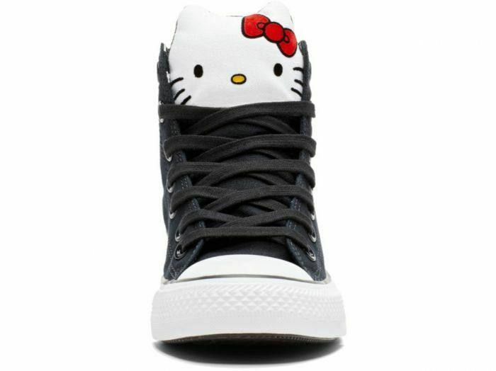Converse X by Hello Kitty Limited Edition Sneakers Unisex Shoes Men's Women's image 11