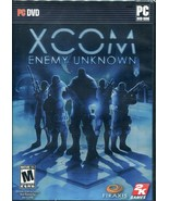 Video Game - XCOM Enemy Unknown (PC, 2K Games) - BRAND NEW SEALED Case o... - $44.54