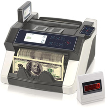 Pyle (PRMC680) Automatic Digital  Bill Counter with Counterfeit Detection - $172.99