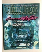 COMIC BOOK MARKETPLACE #75 color magazine (2000) Gemstone FINE - £7.98 GBP