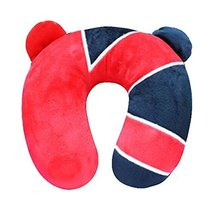 George Jimmy Decorative U-Shaped Pillow Flag Design Neck Pillows-England - $22.04