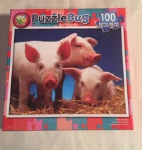 Sealed Puzzle Bug 100 piece Piglet Puzzle Birthday Gift Children Ages 5... - $5.99