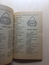 Vintage 1960 House of Calvert Party Encyclopedia- Recipes and Entertaining Book image 6