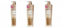 Jergens Glow Daily Moisturizer for Body,Medium to Tan Skin Tones,(pack o... - $28.79