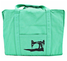 Green Tote Bag for Featherweight Case - $35.96
