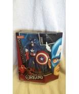 Spider-Man Origins: Marvel Signature Series > Captain America (board cre... - $35.99
