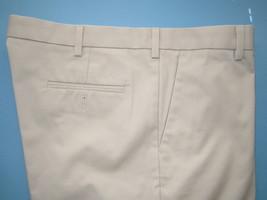 Dockers Straight Fit Men's Pant Khaki, Brow 41Wx31L MSRP $72 - $25.64