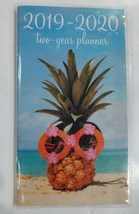 """2019-2020 2-Year Pocket Planner """"Pineapplel"""" For School, Work, Appointment - $2.00"""