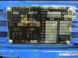 ELEKTRIM ENERGY EFFICIENT ELECTRIC MOTOR ESg 145TC image 4