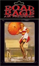 VINTAGE 50'S PIN UP GIRL MODEL ART HOT ROD ROCKABILLY GREASER AUTO AIR F... - $3.95