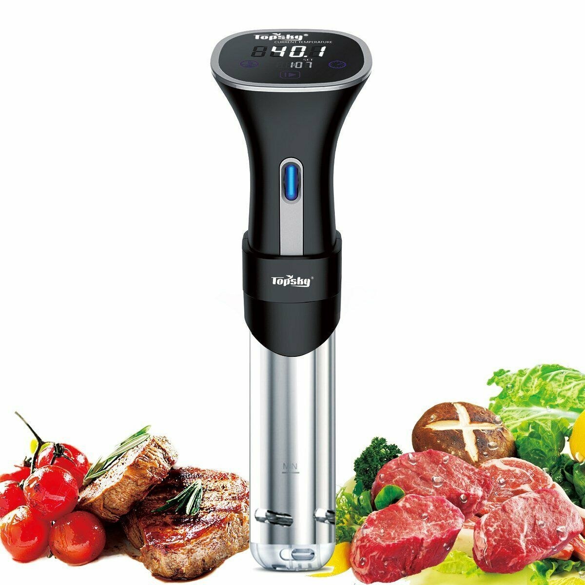 Sous Vide Cooker, Thermal Immersion Circulator Machine - New
