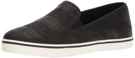 Ralph Lauren Women's Premium Janis Slip-On Athletic Fashion Sneakers Shoes Black image 2