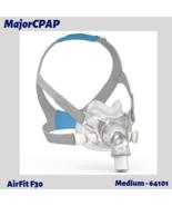 ResMed AirFit F30 Full Face CPAP Mask - Medium (64101) - $84.99