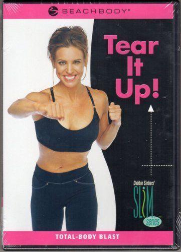 BEACHBODY Tear It Up! Total Body Blast (Debbie Siebers' Slim Series) DVD