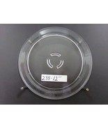 "12"" MICROWAVE GLASS TURNTABLE PLATE TRAY CAROUSEL, 9"" track    (238) - $14.20"