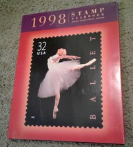 1999 Usps Stamp Yearbook Hardcover Book and 50 similar items