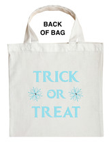 Anna Trick or Treat Bag, Personalized Anna Halloween Bag, Custom Anna Loot bag image 2