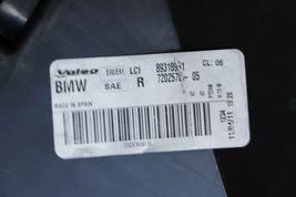 09-11 BMW E90/E91 330i 335D 4dr Halogen Headlight Passenger Right RH image 7