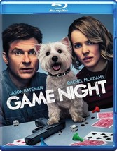 Game Night (2018/Blu-Ray/DVD/Digital Hd/2 Disc)