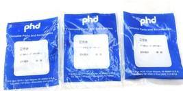LOT OF 3 NEW PHD E2148-04 KIT: GRM2 (3) TIP (GRM2-SUB-1) 03443834