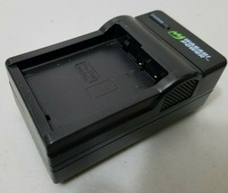 Wasabi Power Battery charger for Panasonic DMW-BLC12 FZ200 FZ1000 Free Ship! - $7.91